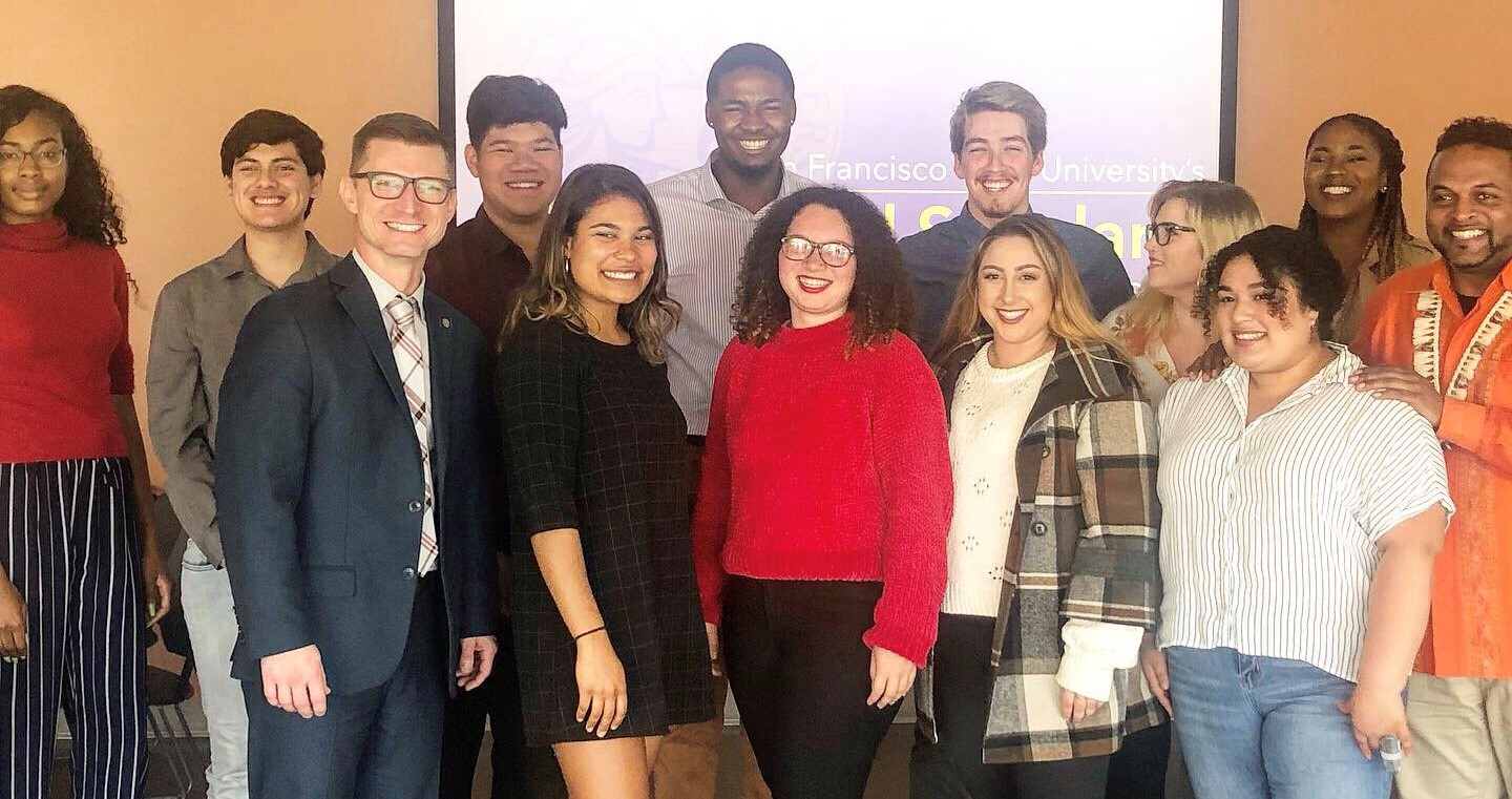 SF State Presidential Scholars - Spring 2019 Luncheon